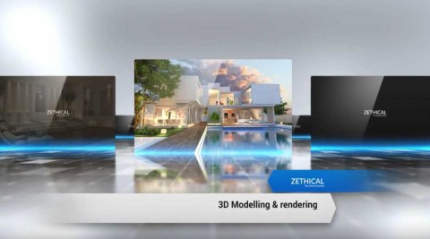 Zethical Ltd Video - 3D Visualisation