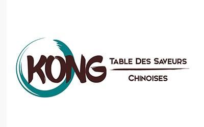 KONG - Table Des Saveurs Chinoises